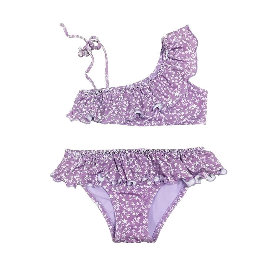 Bikini girl monospalla c/rouches st.lilla/stellin