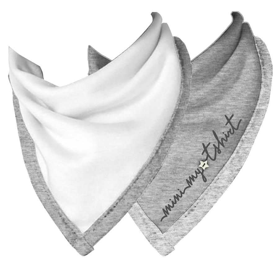 Bavaglino bandana interlock double st.mini my t-shirt g