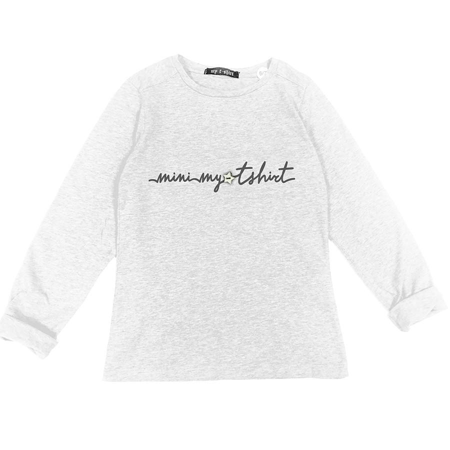 T-shirt baby m/l t.unita mini my t-shirt bianc