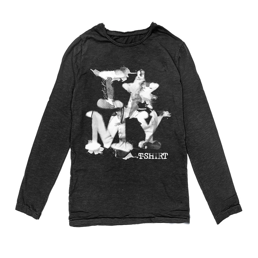 T-shirt rocker m/l kids i*my t-shirt ner