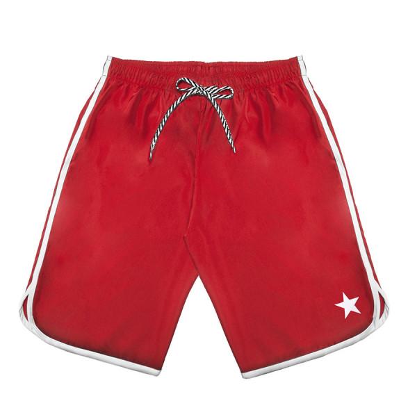 Costume lungo bimbo t.unita c/bordo b.co (c/mutanda) ros