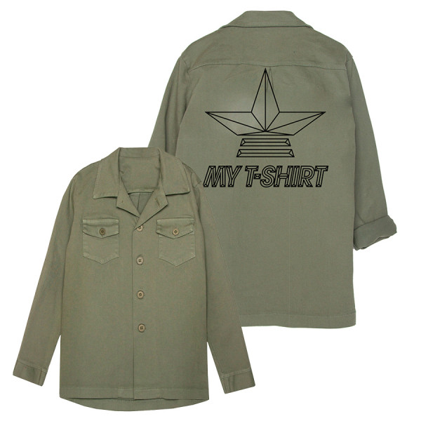 Field jacket boy my t-shirt salvi