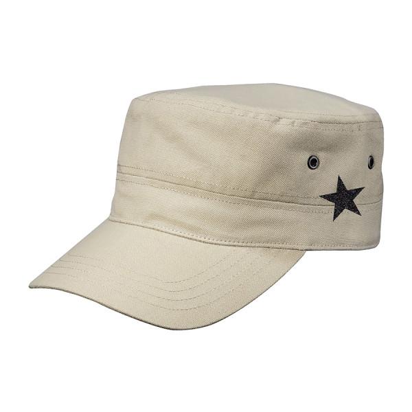 Cappello stile militare kids stella khaki